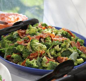 Imagem texto blog brócolis refogado